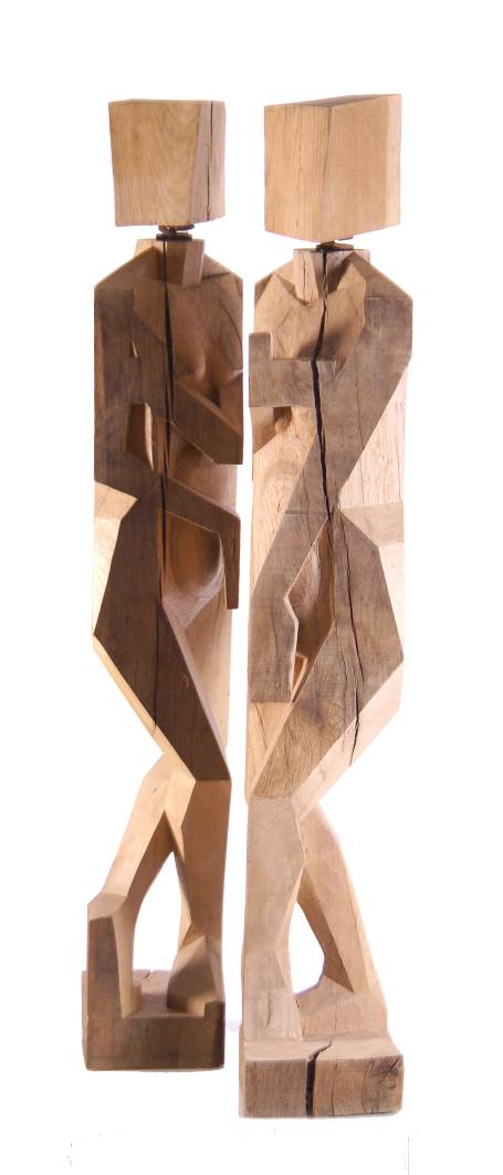 Dominique Defontaines, sculpture